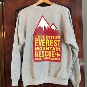 Expedition Everest Disney's Animal Kingdom Sweater